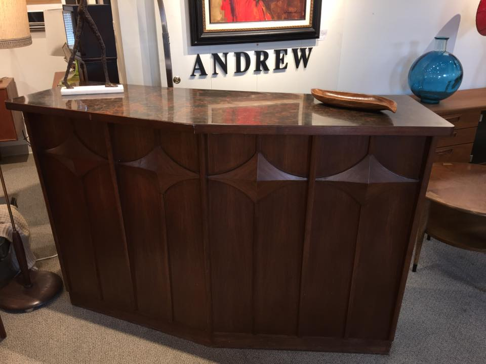 Antique Furniture Mid Century Modern Boise Idaho Sevoy Gallery Atomic Style Bar