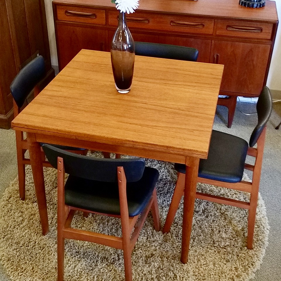 Antique Furniture | Mid-Century Modern Furniture | Boise Idaho | Sevoy Furniture Gallery & Mid-Century Tables | Antique Tables | Antique Furniture