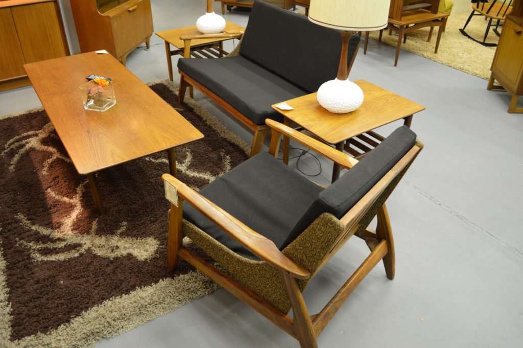 Mid-Century Living Room Sets | Antique Furniture | Boise, ID
