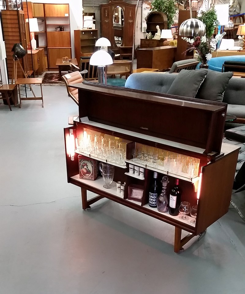 Mid Century Bars Antique Bars Antique Furniture Id