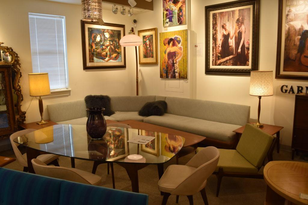 Antique Furniture Mid Century Modern Boise Idaho Sevoy Gallery